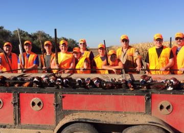 3rd Annual Youth Pheasant Hunt